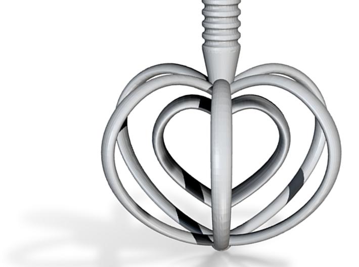 Heart Top 2 3d printed