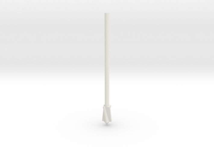 Ejuice Vape Stirring Rod 3d printed