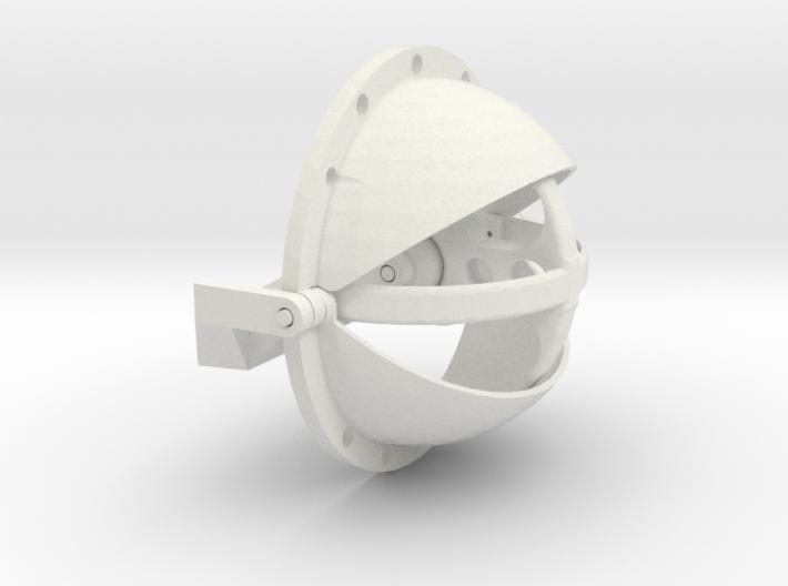 100mm Eye Mech 3d printed