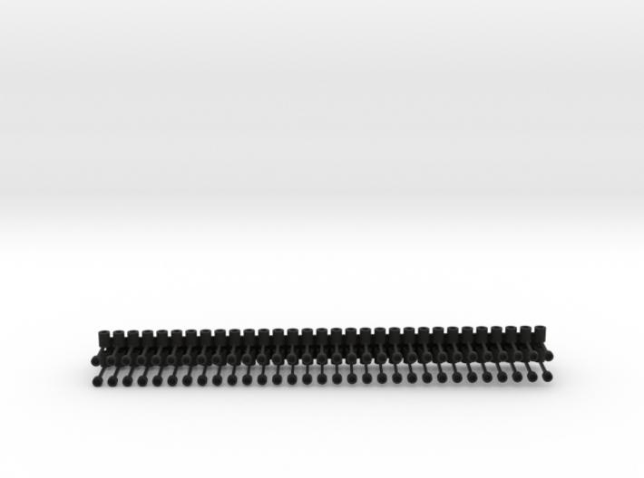 Magnet-Trichterkupplung 3d printed