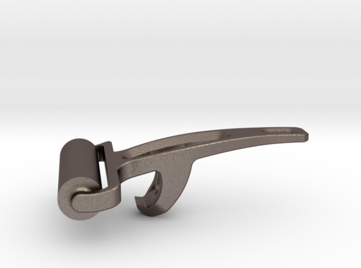 Ink Brayer Bottle Opener 3d printed