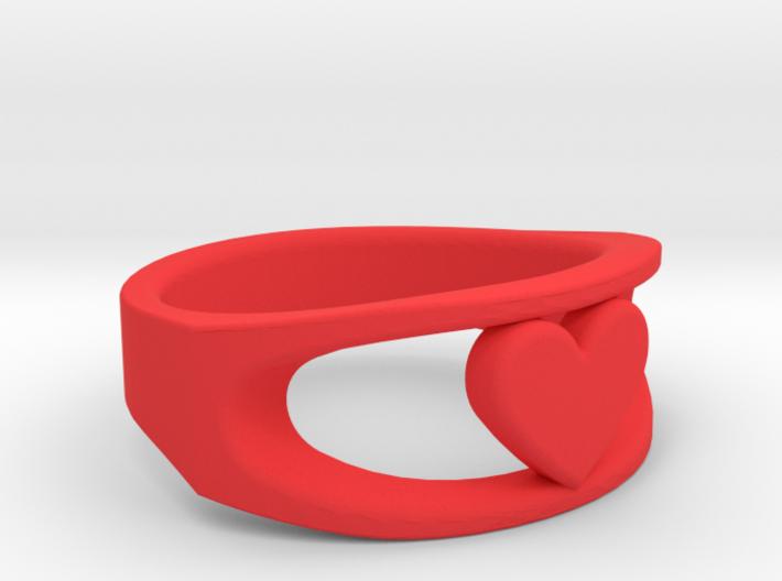 Lite Ring model 2.1 3d printed