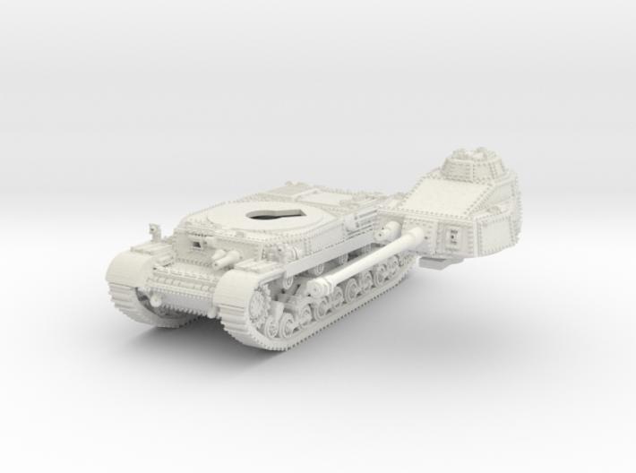 1-120 Hungarian 43M Turan III Basic 3d printed