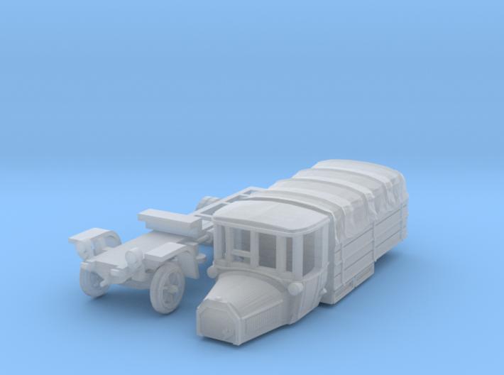 Daimler DR4 1/2 Marienfelde (N 1:160) 3d printed