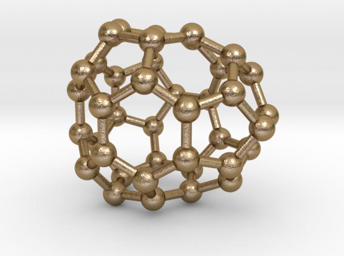 0130 Fullerene C40-24 cs 3d printed
