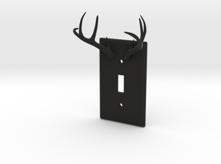 Light Switch 3d printed
