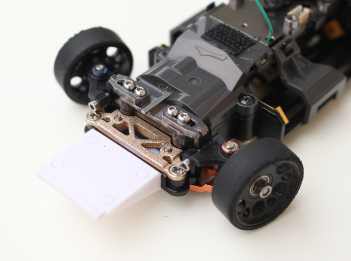 Kyosho Mini-Z MR-03 Reinforcement Chassis Brace 3d printed