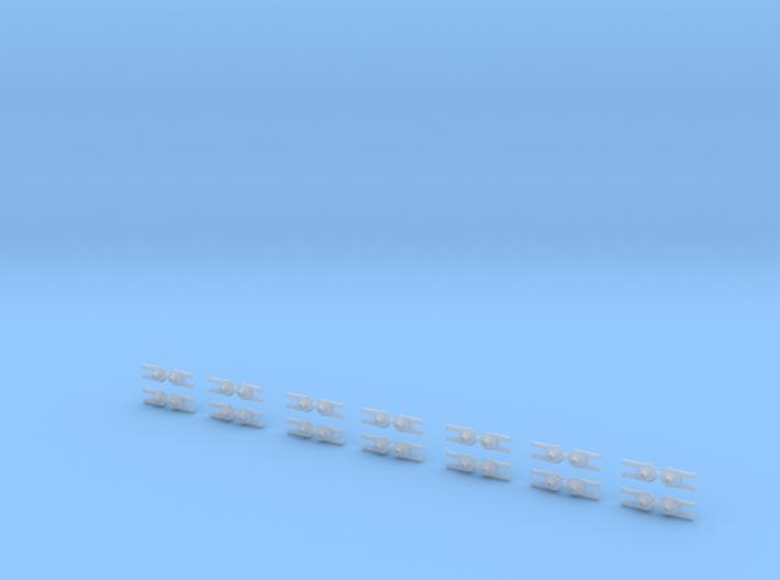 BSG Turrets 1/4105 SWFUD-4105-002 3d printed