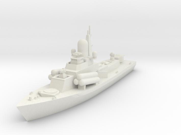 1/600 Nanuchka 1 Missile Corvette 3d printed