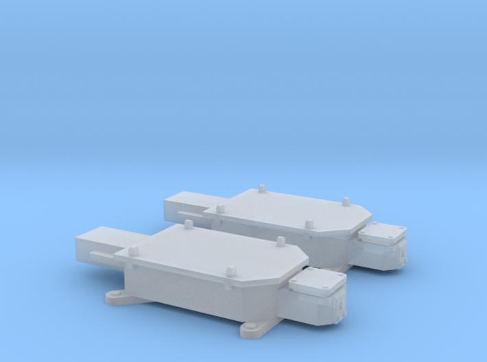 S-A-04 Impedenance Bonds (Pair) 3d printed