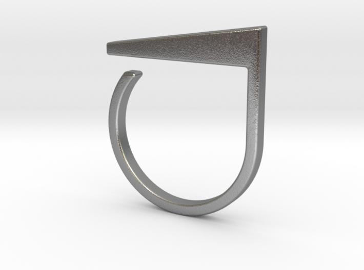 Adjustable ring. Basic model 2. 3d printed