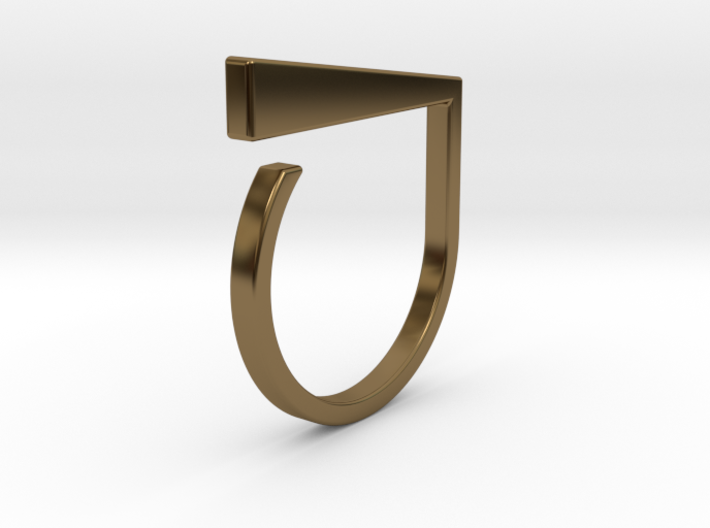 Adjustable ring. Basic model 1. 3d printed