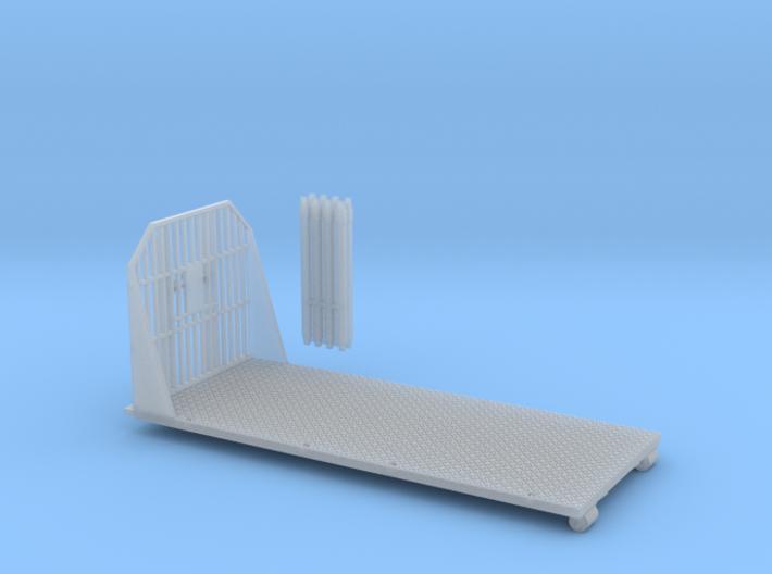 AB-Holz-mit Rungen 3d printed