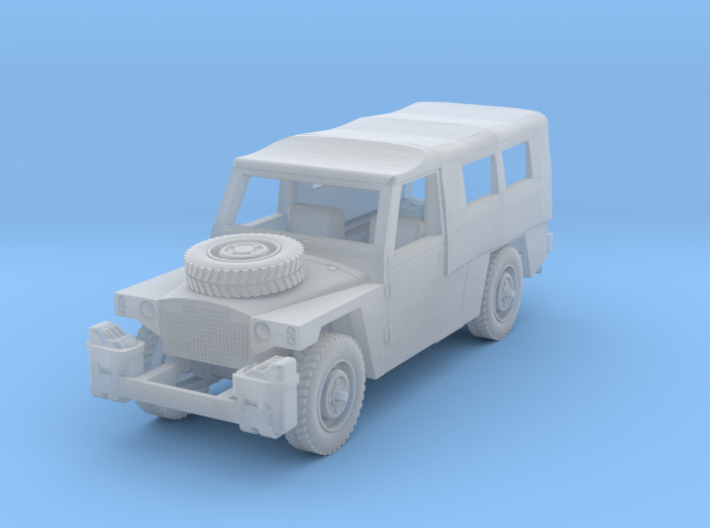 Land Rover Santana 109 - 1-144 3d printed