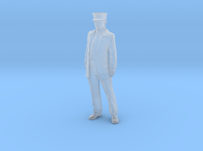 1:32 scale Cy Crumley Standing 3d printed
