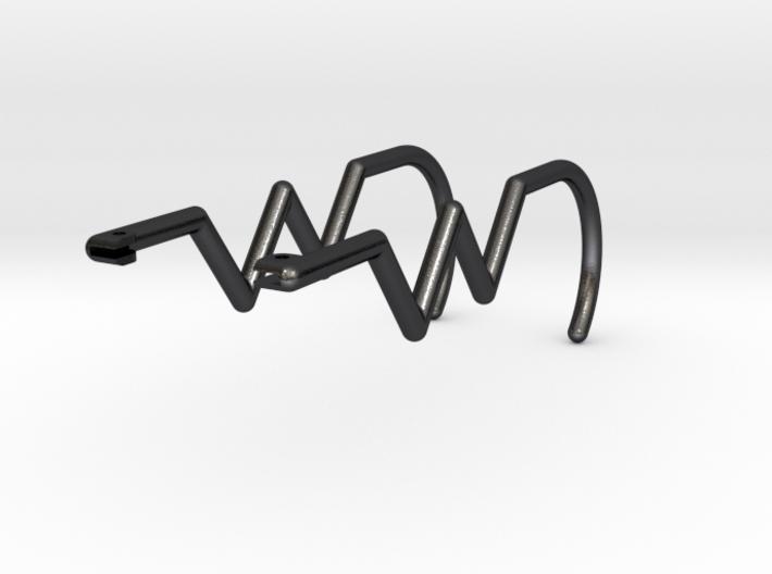 Trigun Sunglasses Arms 3d printed