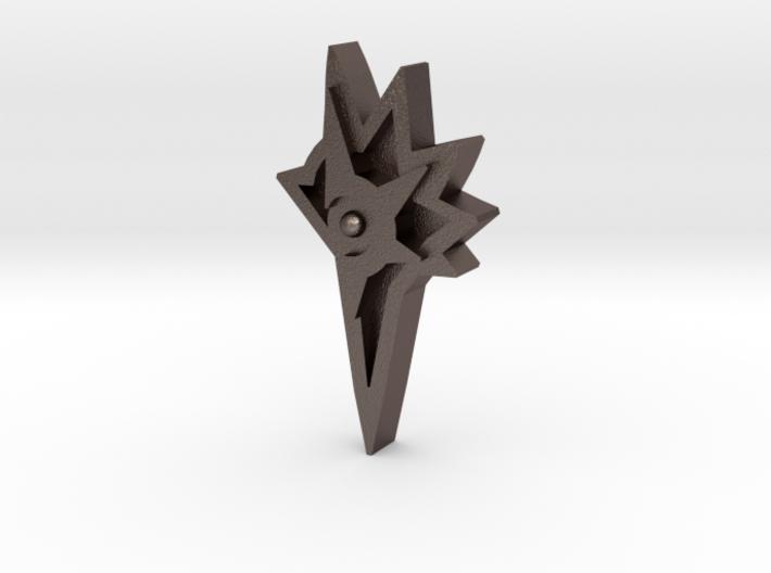 Unova Badge [Legend] 3d printed