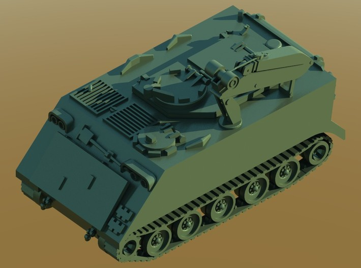 M-113-FITTER-M579-Z-proto-01 3d printed