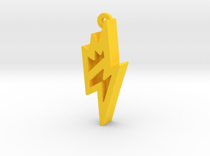 Unova Pendant [Bolt] 3d printed
