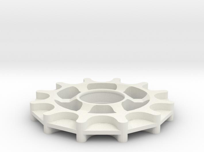 Idler - GT2-11 belt - 12 teeth 3d printed