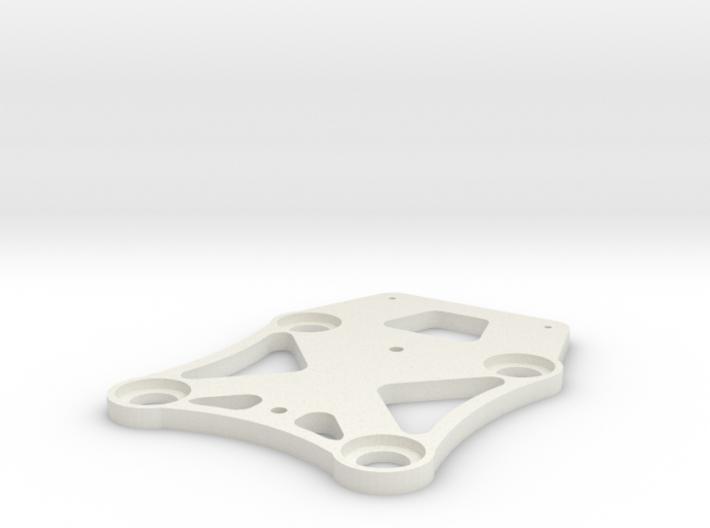 Walkera G-2D Dji phantom mount bracket 3d printed