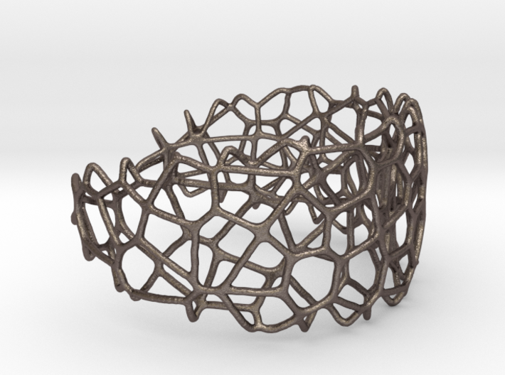 Voronoi Large Cells - for steel 3d printed