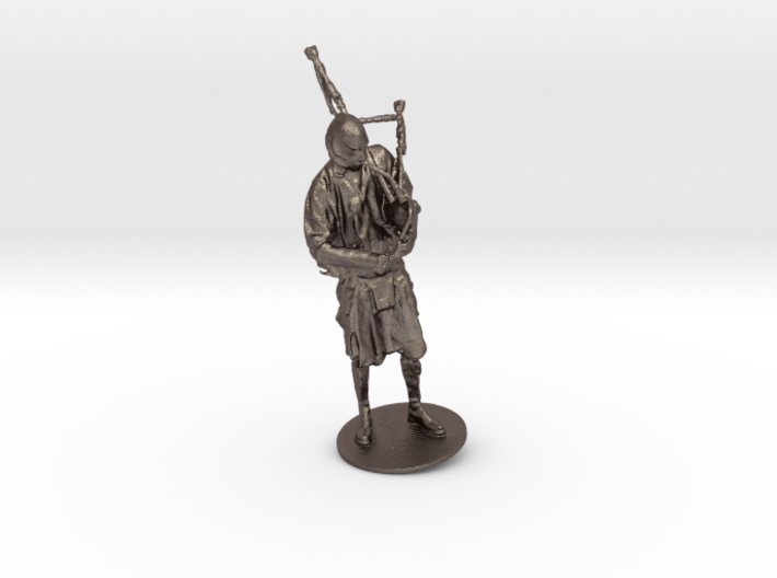 RJ Grady As The Kilted Creature 3d printed