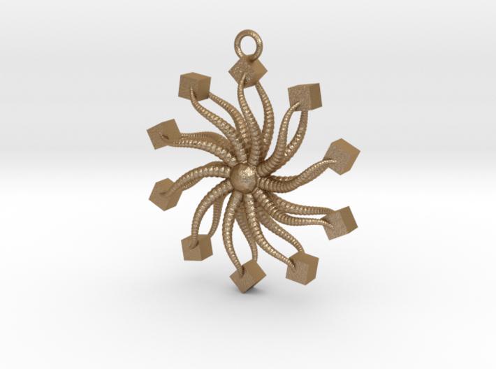 Starfish II 3d printed