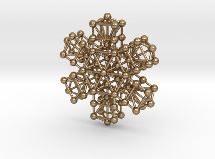 Snowflake of Life v 2.0 3d printed