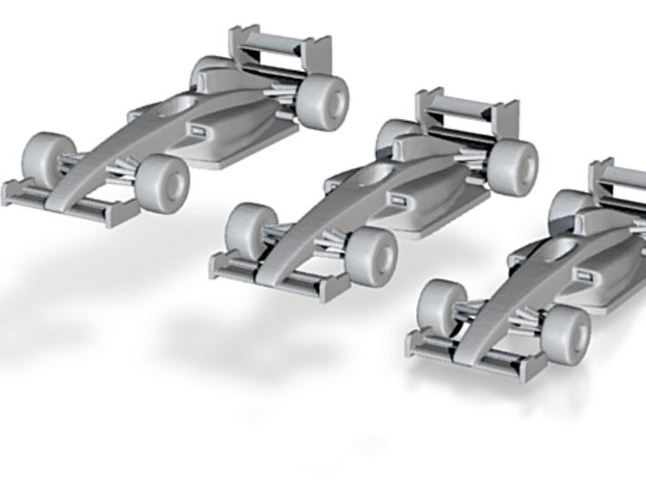Formel Eins Wagen - 1:220 (Z scale) 3d printed
