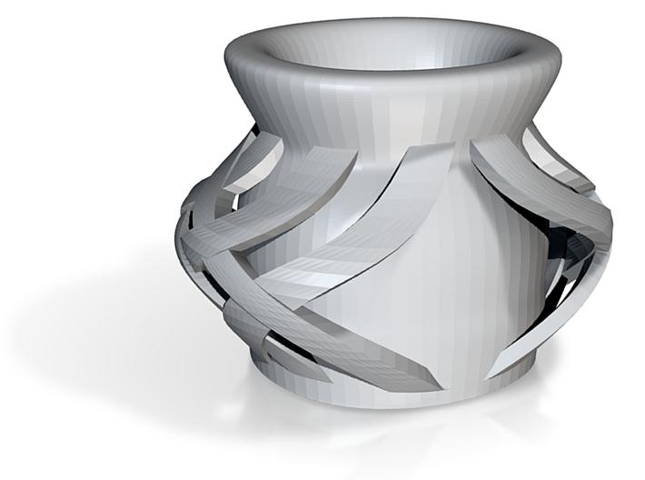 Lattice Espresso Cup 3d printed