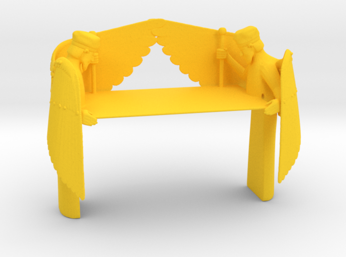 Mercy Seat for Ark of the Covenant 3d printed