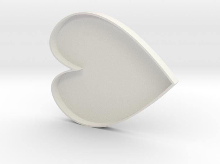 SLT Coeur 3d printed