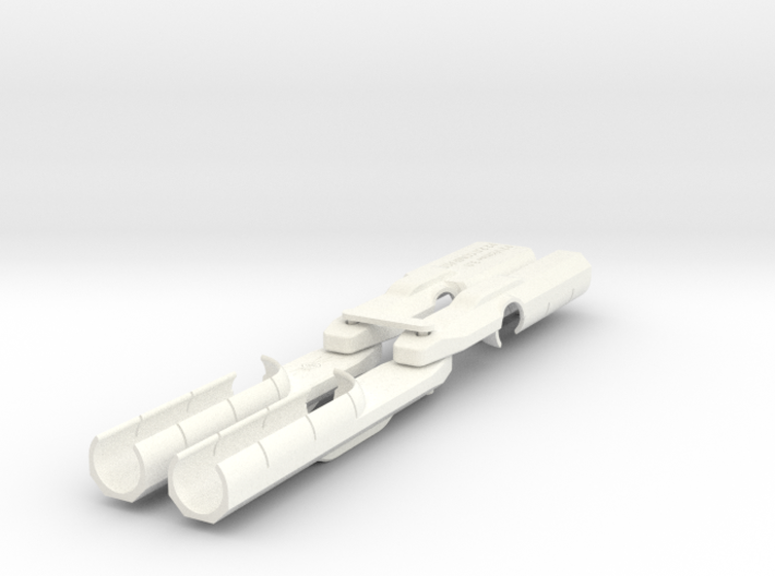 DJI Phantom Compass Leg Extender (V3) 'Straight' 3d printed
