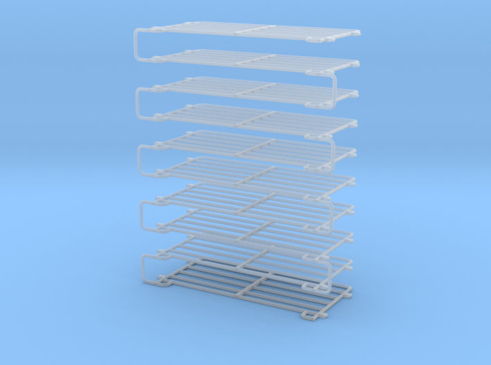 10 Ft Cattle Panels Tree of 10 3d printed