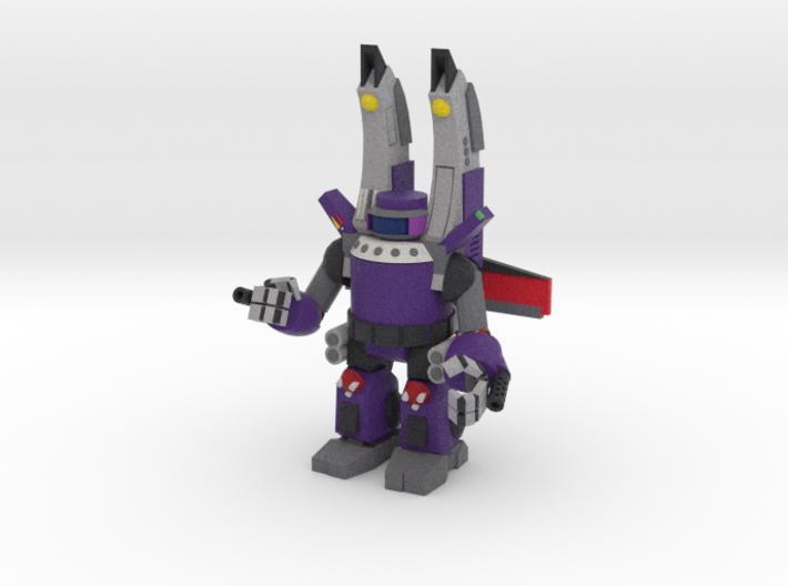 GCM Stealth Battle Suit 3d printed