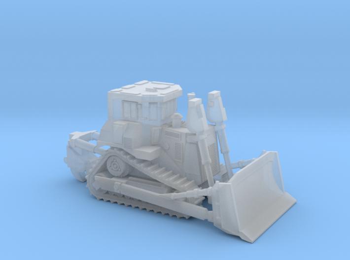 Armored Dozer Doobi 1/220 Z-Scale 3d printed