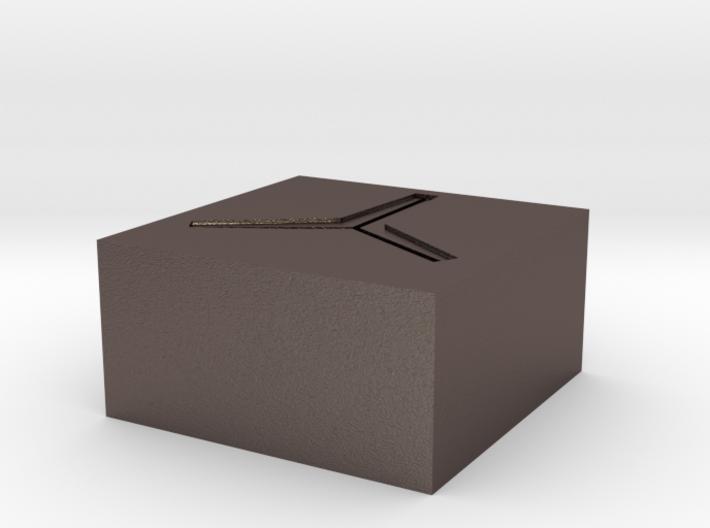 2015051817DaleStemenDesignTrimJackInsideBottomHalf 3d printed