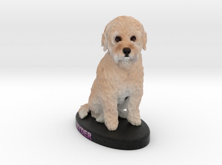 Custom Dog Figurine - Ryder 3d printed