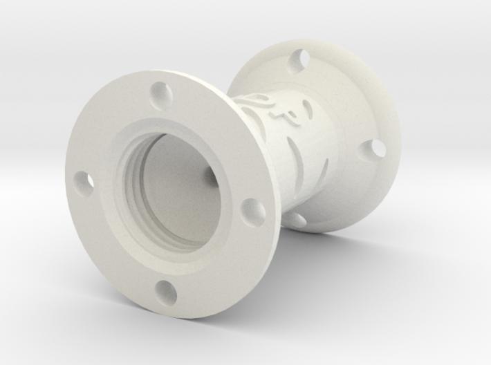 Bottle Connector (Large) - 3Dponics 3d printed