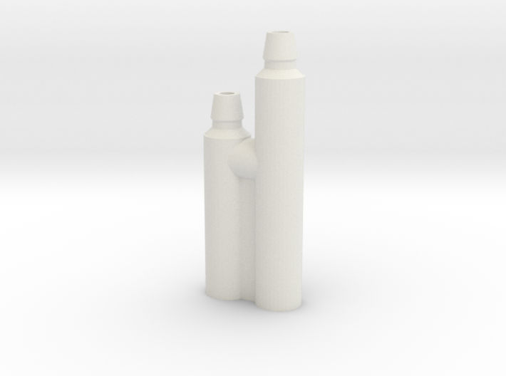 Venturi - 3Dponics Drip Hydroponics System 3d printed