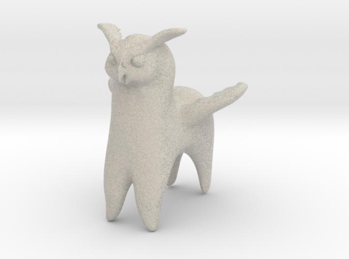 Owlpaca 3d printed