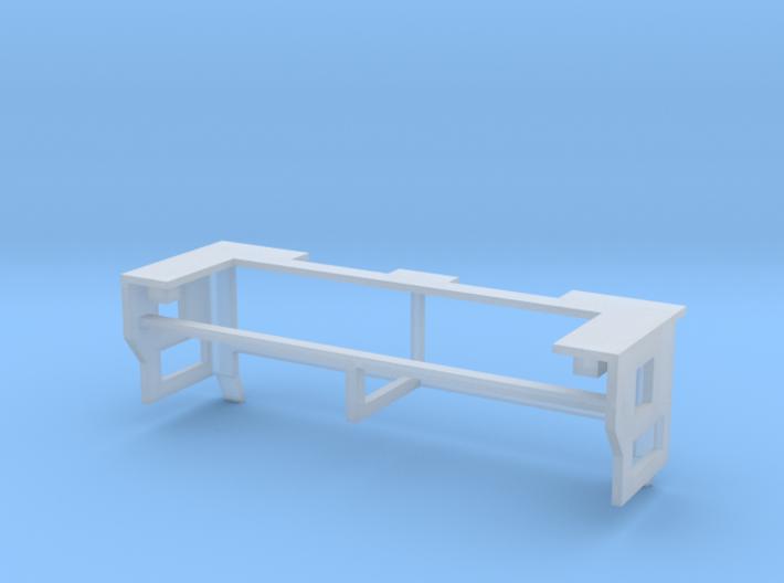 RailJet Tritt Vorn V1 3d printed