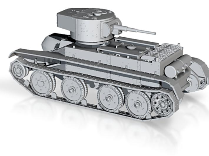 VBS Soviet BT-5 tank 1:48 scale 28mm wargames 3d printed