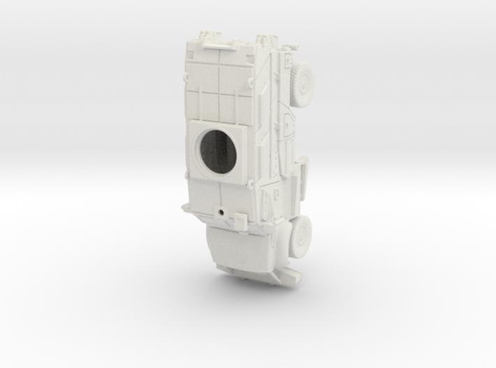 ~1/87 HO maxxpro MRAP 3d printed