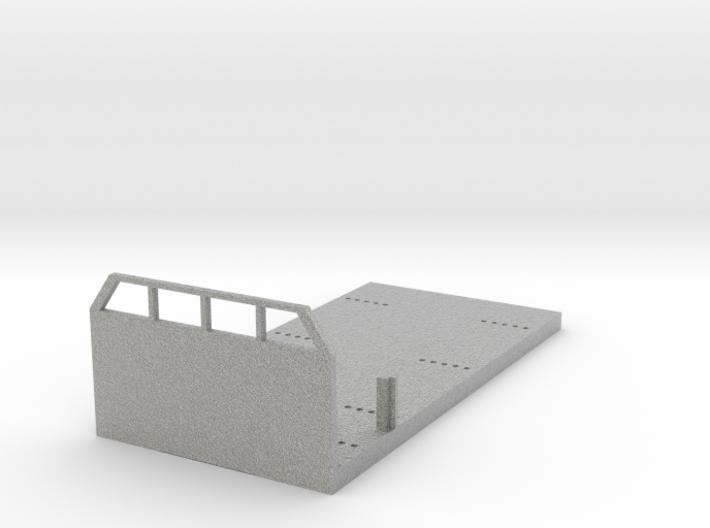 Planwsi cranetruck 8x4 3d printed