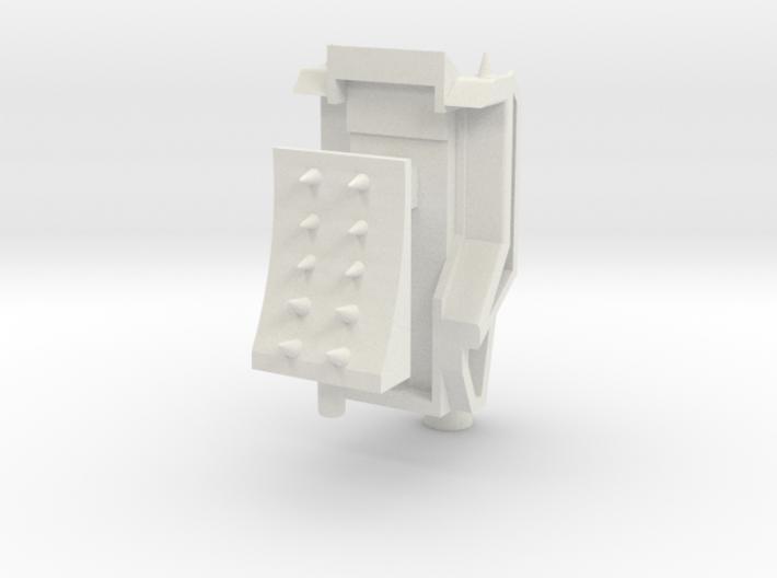 Customatron - Leader Haides - Backpack Kit 3d printed
