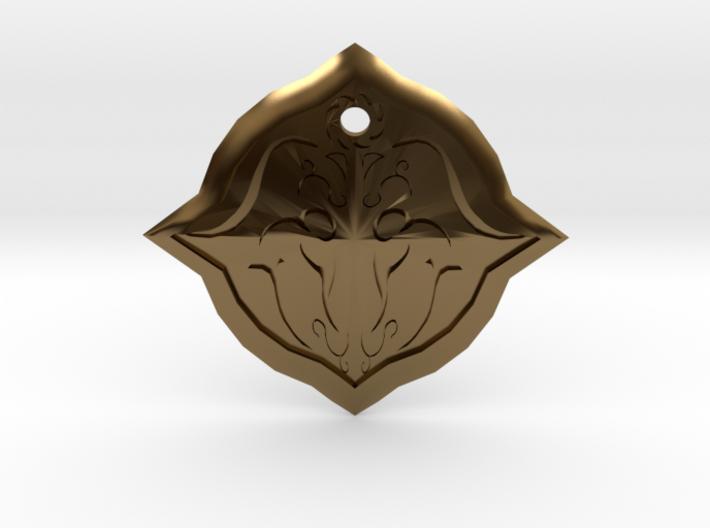 Bull Symbol1 3d printed