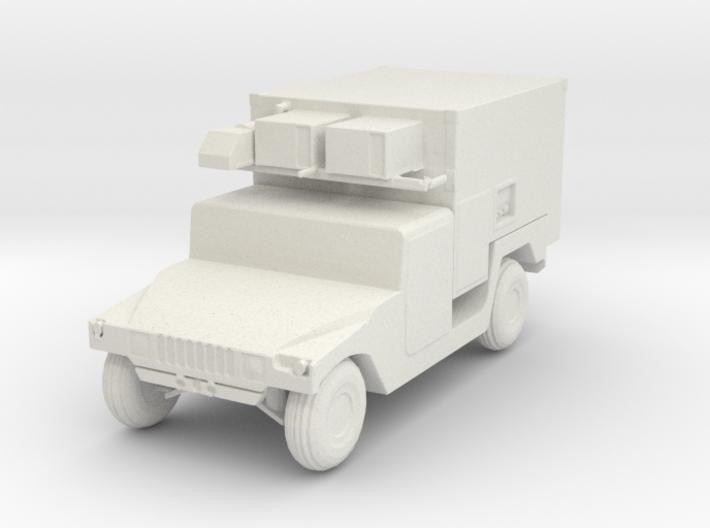 Humvee ver 8 3d printed