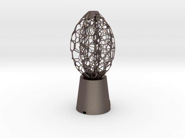 5 petal Lamp 3d printed